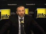 """Gilles Bernheim : """"Oui"""", la sécurité des juifs est menacée en France"""