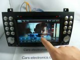 Car DVD GPS Navigation for Mercedes-Benz SLK-Class SLK 200 SLK 300 SLK 350