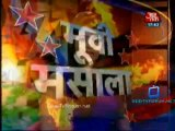 Movie Masala [AajTak News] 2nd November 2012 Video Watch p1