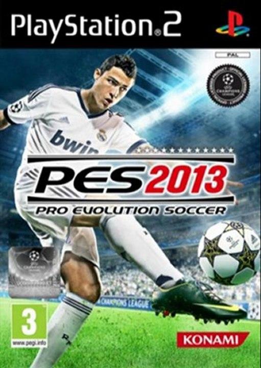Pro Evolution Soccer 2013 PS2 ISO Download (EUR) (PAL)