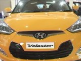 Hyundai Veloster at Autocar Performance Show 2012