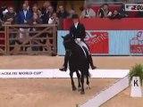 Edward Gal (NED) & Glock´s Undercover - EquitaLyon  - Dressage RLM Lyon 2011/11/02 79.125 %