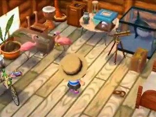 Animal Crossing Trailer Novembre 2012 de Animal Crossing : New Leaf