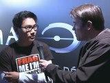 PGW 2012 : Franck Guillaume au stand de Halo 4 (1/2)