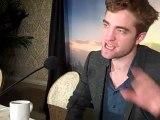 Robert Pattinson at the 'Twilight Saga: Breaking Dawn — Part 2′ Press Conference