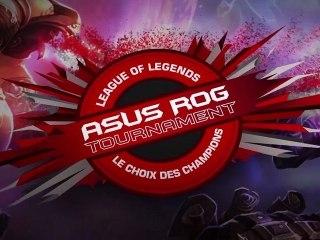 Top 5 LoL ASUS - Republic of Gamers Tournament #2