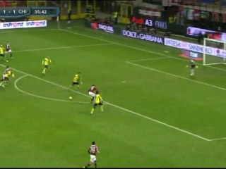 11. Krog: Milan - Chievo 5:1