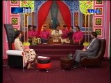 """Abdul Samad with Maham in """"Salam Sindh"""" on Sindh TV (Part-2)"""