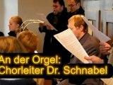 1.11.2012  Messe mit Kirchenchor  Zell an der Ybbs