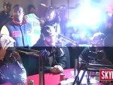 Live de Sultan mardi dans Planète Rap sur Skyrock avec La Fouine et Fababy