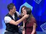 Quand Cristiano Ronaldo réconcilie une famille italienne à la télé !