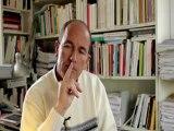 Entretien avec Etienne Chouard : le pouvoir antisocial de l'argent 2/2