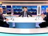 BFM Politique : l'interview BFM business, Marine Le Pen répond aux questions d'Emmanuel Lechypre