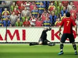 VGA Pro evolution soccer 2010 gameplay konami ps3 x box 360 ps2 psp wii pc 2009 HD(720p_H.264-AAC)