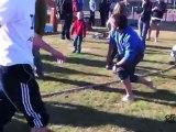 Olympiades de Rennes Atalante - Tir à la corde