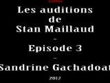 Audition de Sandrine Gachadoat par Stan Maillaud 1de2 en 2011 - affaire de pédocriminalité - RRR