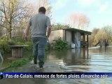 Les cours d'eau du Pas-de-Calais stabilisés