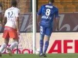 But Fabien CAMUS (41ème) - ESTAC Troyes - Montpellier Hérault SC (1-1) - saison 2012/2013