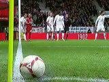 Stade Brestois 29 (SB29) - FC Lorient (FCL) Le résumé du match (11ème journée) - saison 2012/2013