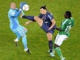 Paris Saint-Germain (PSG) - AS Saint-Etienne (ASSE) Le résumé du match (11ème journée) - saison 2012/2013