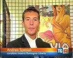 RAI TG Regione Emilia Romagna ''Romagna Liberty'', la mostra a Massa Lombarda