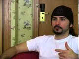 System Of A Down 2005 interview - John Dolmayan