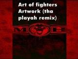 Art of Fighters - Artwork (Tha playah remix)