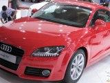 Audi TT at Autocar Performance show 2012