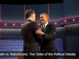 Democrats vs. Republicans: Two Sides of the Political Debate