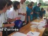 Olympiades 2012 - Rallye pédestre d'orientation