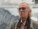 Christo and Jeanne Claude: Interview with Christo at Fondation Beyeler