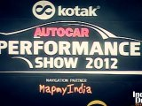 2012 Autocar Performance Show in Mumbai - Full Video Coverage