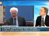 Semaine décisive pour François Hollande : le rapport Gallois, le rapport Jospin et le mariage gay