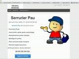 Serrurier Pau: Serrurier multitâche Pau