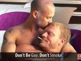 New Anti-Smoking Ads Warn Teens 'It's Gay To Smoke'
