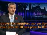 Pédocriminalité - Affaire Waterhouse - BBC 02/11/2012