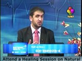 Natural Health with Abdul Samad on Raavi TV, Topic: Stress and Heart Diseases