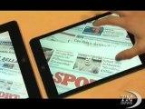iPad mini, il piccolo Apple più grande dei concorrenti -TechTest. Display da 7.9 pollici, più leggero e sottile ma senza Retina