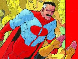 CGR Comics - INVINCIBLE ULTIMATE COLLECTION VOL. 1 comic review