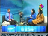 Natural Health with Abdul Samad on Raavi TV, Topic: Color Therapy