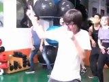 Pe Lanza dança música de Michael Jackson em O Melhor do Brasil
