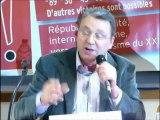 UA2012-M'PEP - Intervention Jacques NIKONOFF (M'PEP) - Réu publique à Aix-en-Provence le 3 novembre 2012