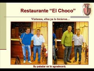 RESTAURANTE EL CHOCO-MAZAGÓN