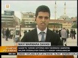Mavi Marmara gemisine saldıran Katil devlet israil istanbul Çağlayan adliyesinde yargılanıyor