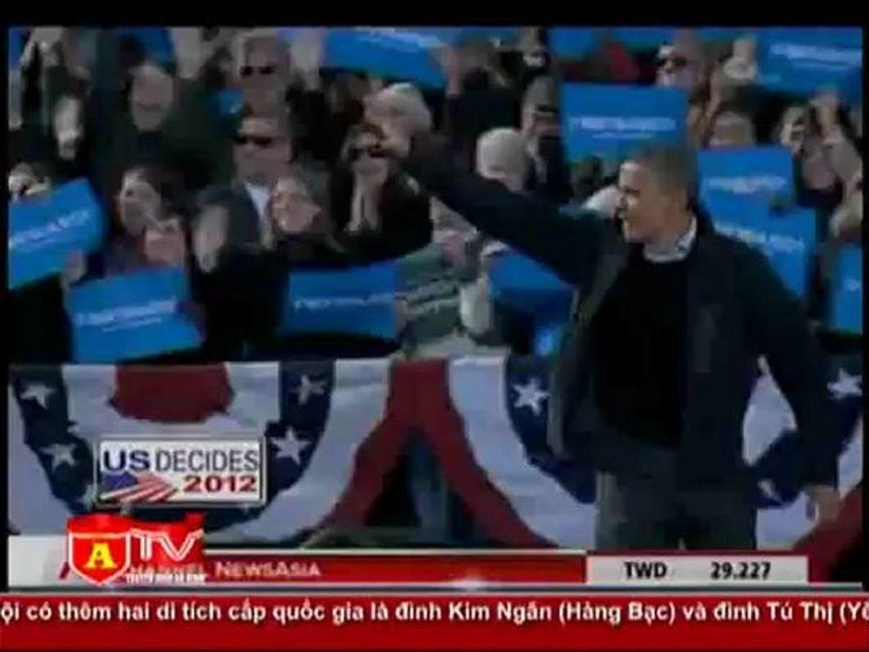 ANTÐ - Bầu cử Tổng thống Mỹ bước vào giai đoạn cuối