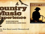 Ernest Tubb - Have You Ever Been Lonely - Remastered - Country Music Experience