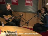Marie-Pierre Arthur - (rtl2.fr/videos) Si tu savais, Never Going Back Again