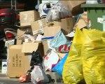 Στοίβες τα σκουπίδια στην Λαμία εξαιτίας της απεργίας της ΠΟΕ-ΟΤΑ