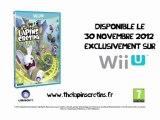 The Lapins Crétins Land (WIIU) - Trailer 01
