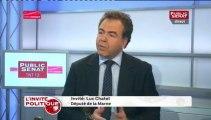 Luc Chatel : « Finalement, qu'avons-nous fait pendant six mois à l'Assemblée nationale ? (...) François Hollande est dans le reniement permanent. »